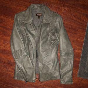 Vintage Danier Italian Leather XS Geniune Jacket